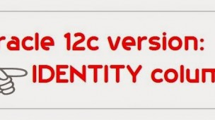 Oracle 12c identity