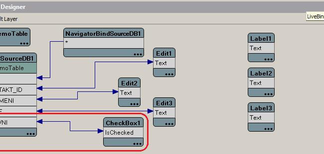 LiveBinding, repense a forma de conectar a dados