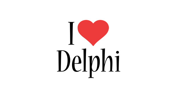 I love Delphi, and you?