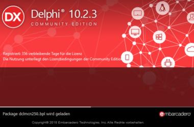 Delphi Community Edition, Seja Bem Vindo